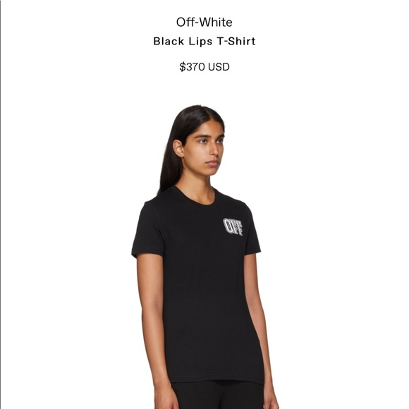 """5be558a2ca2d Off white """"will you marry me"""" Tee"""